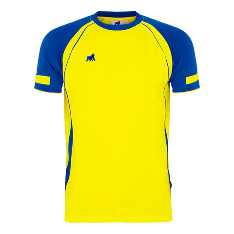 Cosmos Jersey Yellow / Royal
