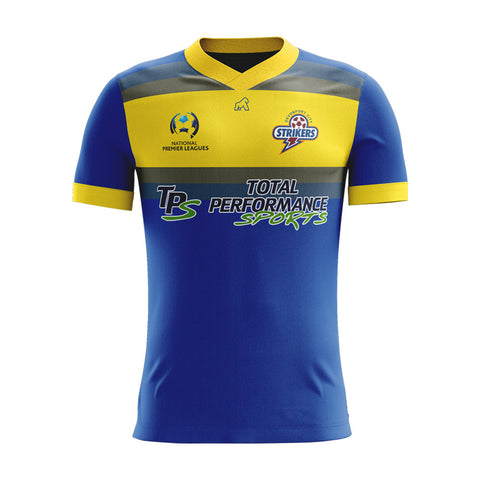 2019/20 NPL Official Devonport Strikers Jersey