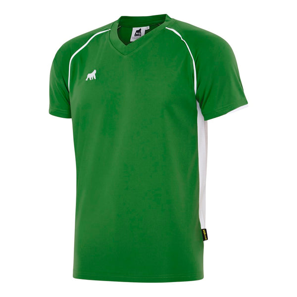 G-Tech II Jersey Emerald / White