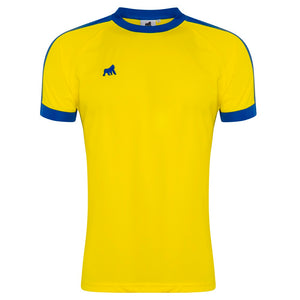 Galaxy Jersey Yellow / Royal