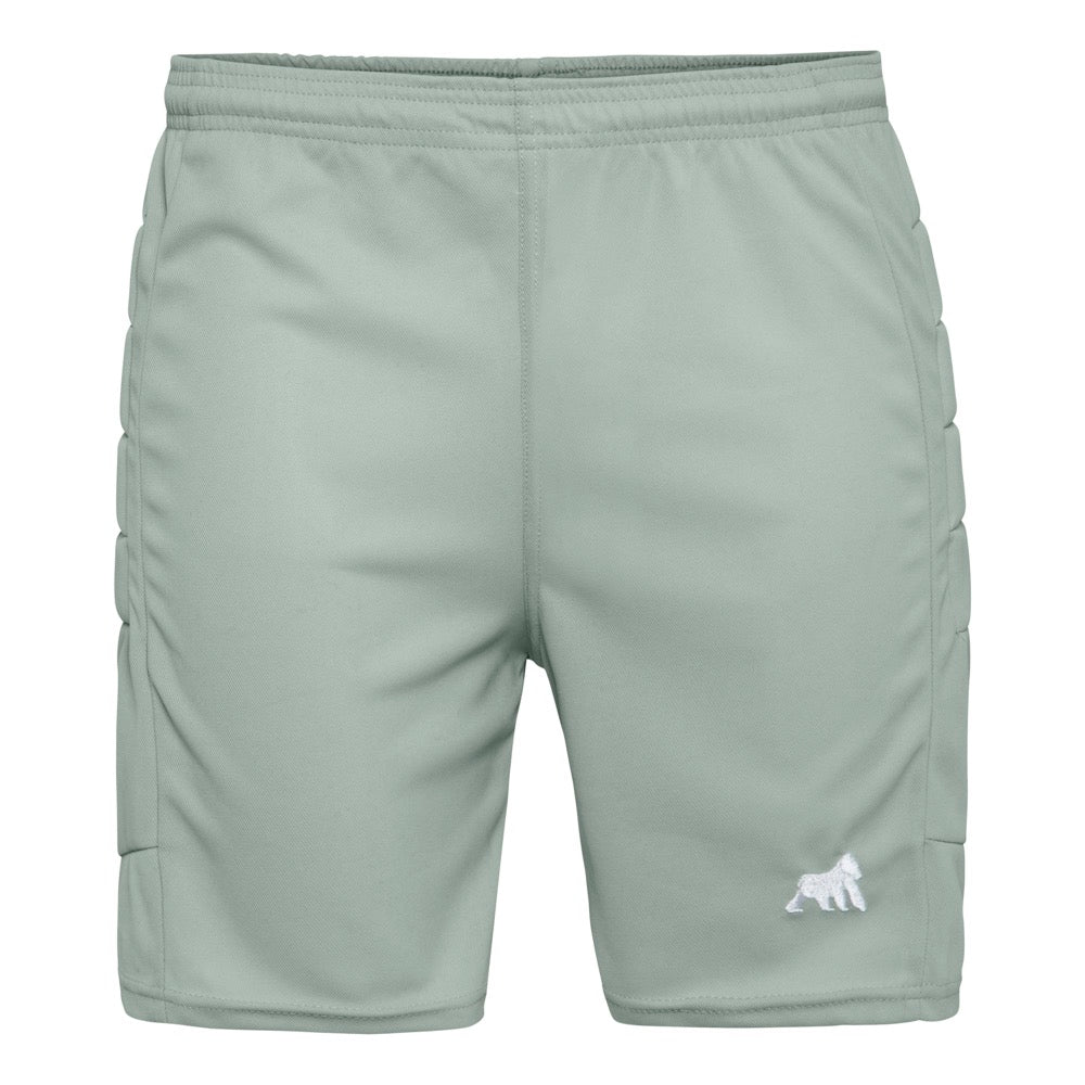 Benfica Goal Keeper Shorts Grey