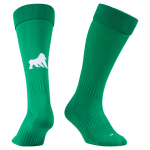 Playing Socks Emerald / White