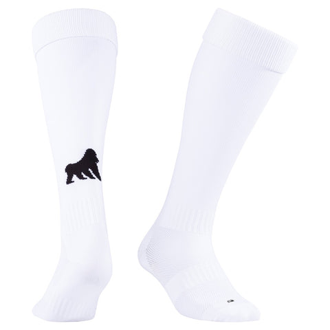 Playing Socks White / Black