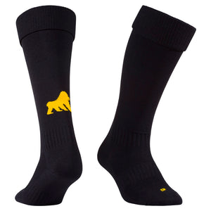 Playing Socks Black / Gold