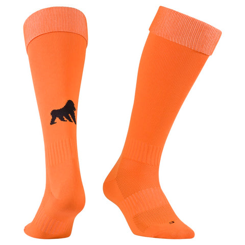 Playing Socks Orange / Black
