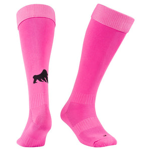 Playing Socks Pink / Black