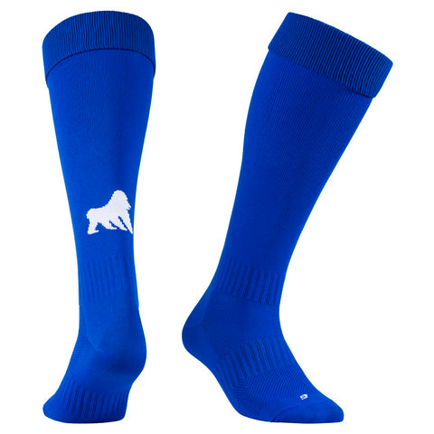 Playing Socks Royal / White