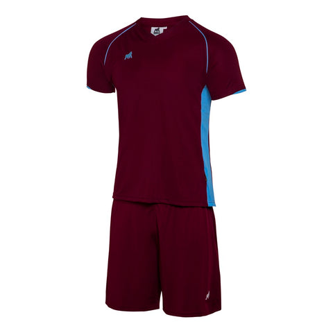 G-Tech II Set Maroon / Sky