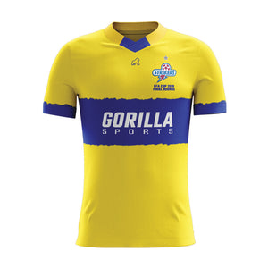 2019 FFA Cup Brisbane Strikers Supporter Jersey