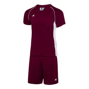 G-Tech II Set Maroon / White