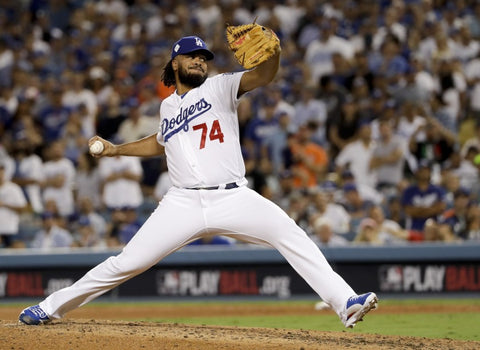 KENLEY JANSEN PRIVATE SIGNING