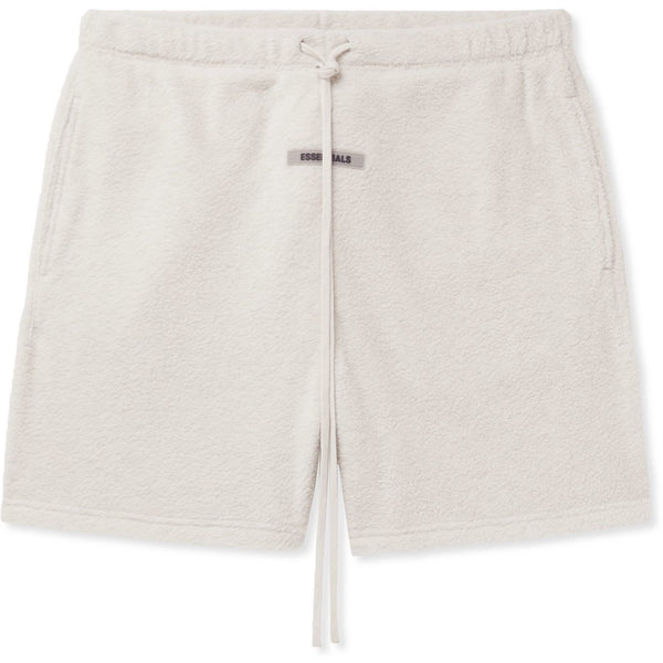 FOG - ESSENTIALS Polar Fleece Shorts SS20 (Oatmeal)