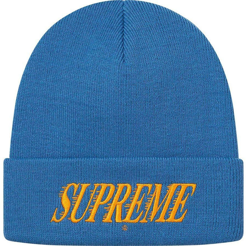 Supreme Crossover Beanie - Royal Blue