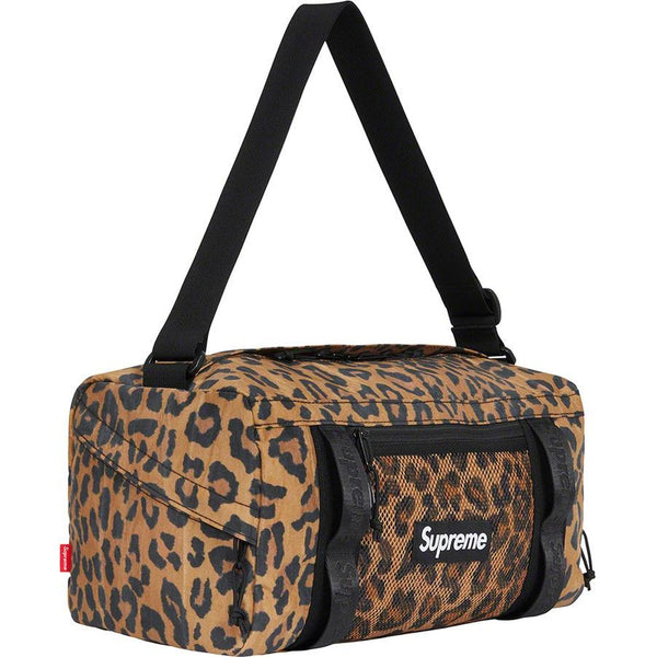 Supreme Mini Duffle Bag FW20 - Leopard