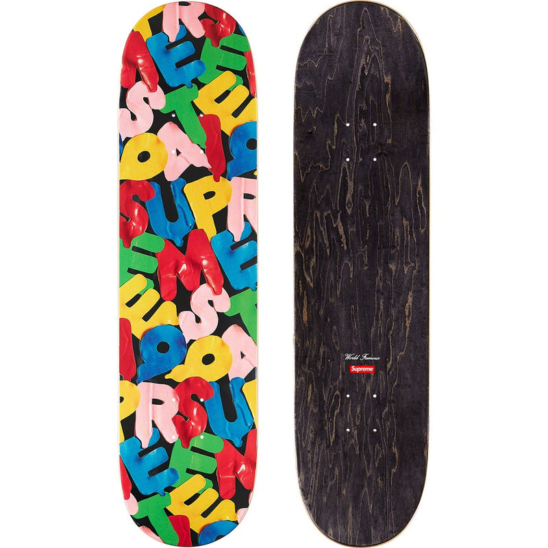 Supreme Ballon Skateboard Deck - Black