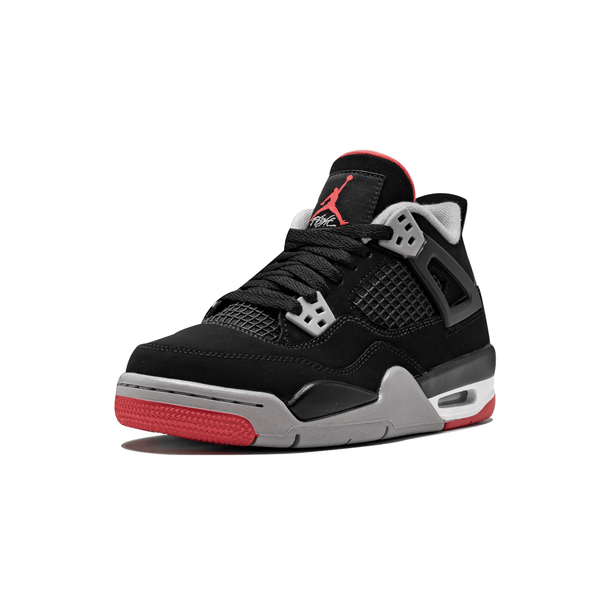 Air Jordan 4 - Bred Womens (GS)