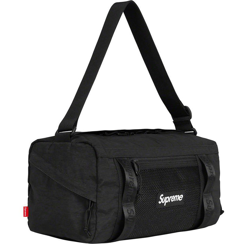 Supreme Mini Duffle Bag FW20 - Black