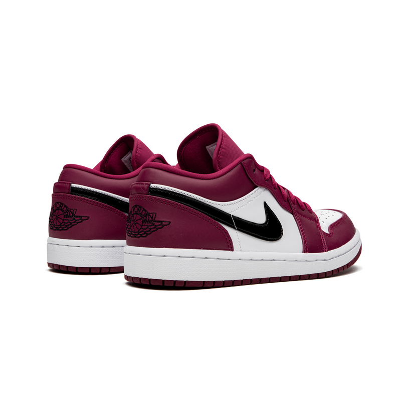 Jordan 1 Low - Noble Red
