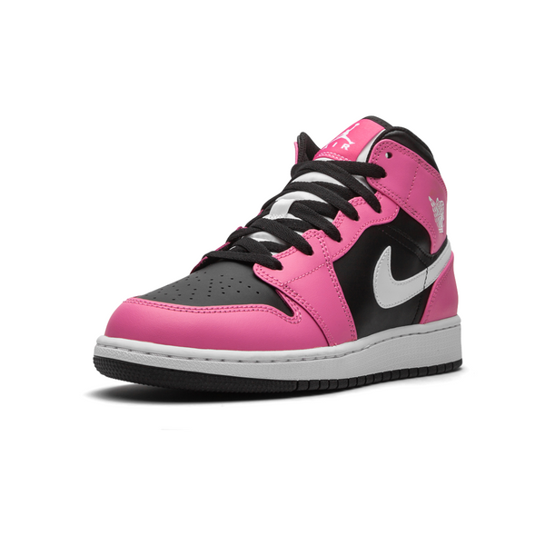 Air Jordan 1 MID - Pinksicle  Womens (GS)