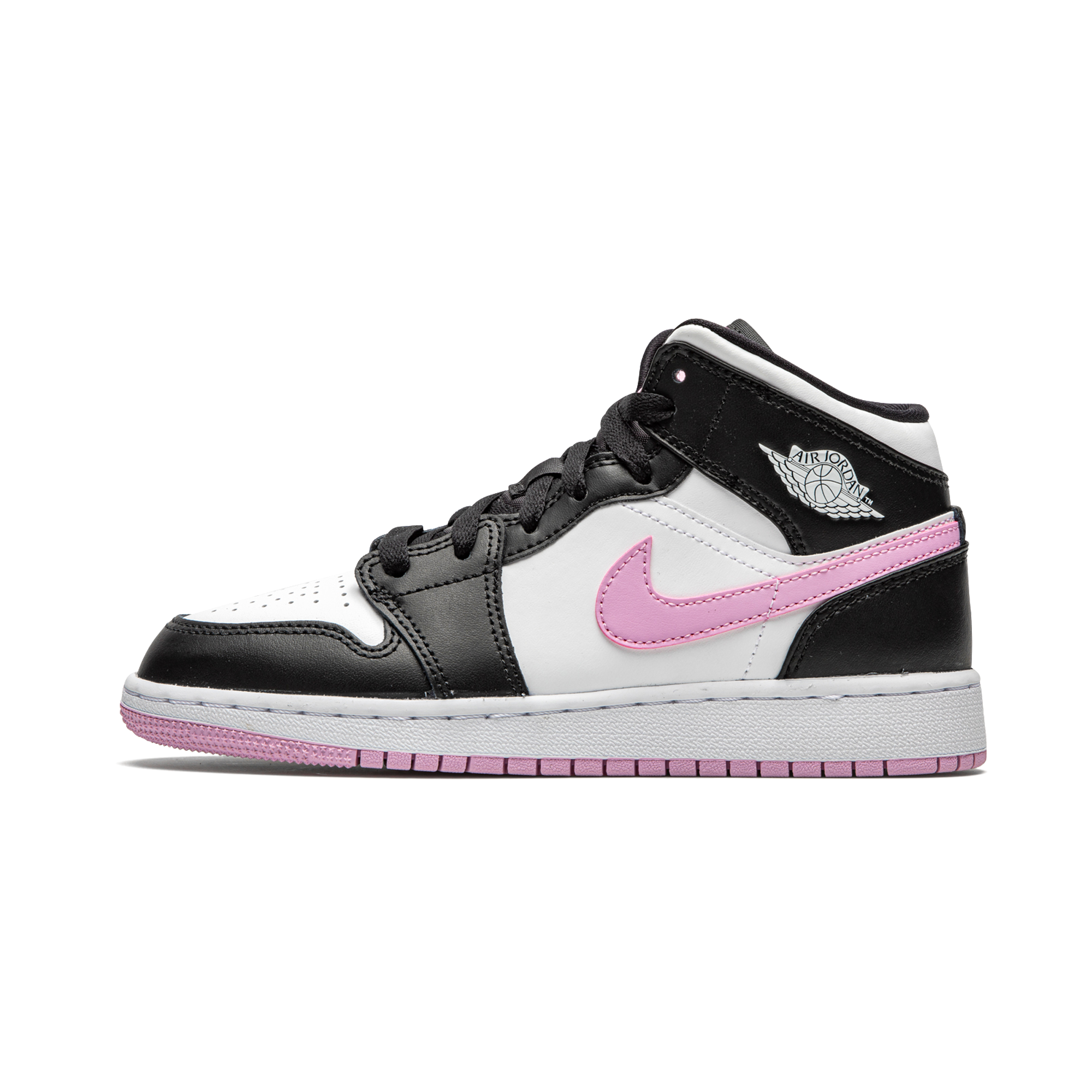 Air Jordan 1 MID -  Arctic Pink Womens (GS)