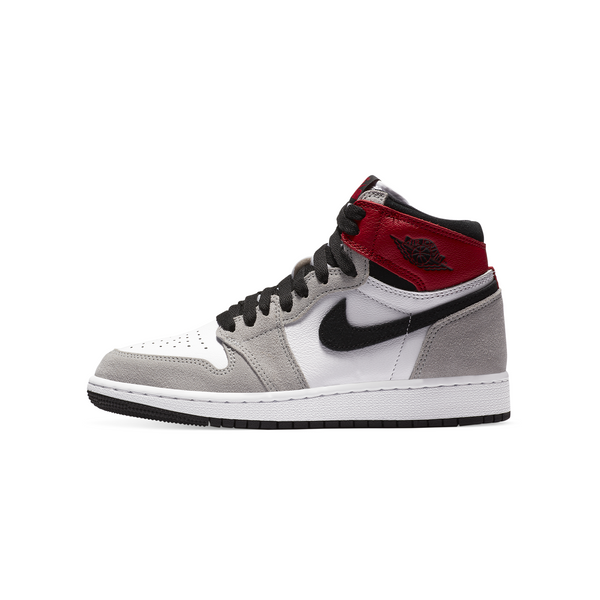 Air Jordan 1 - High Light Smoke Grey Womens (GS)
