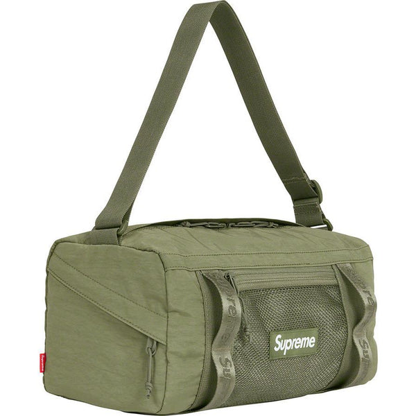 Supreme Mini Duffle Bag FW20 - Camo Green