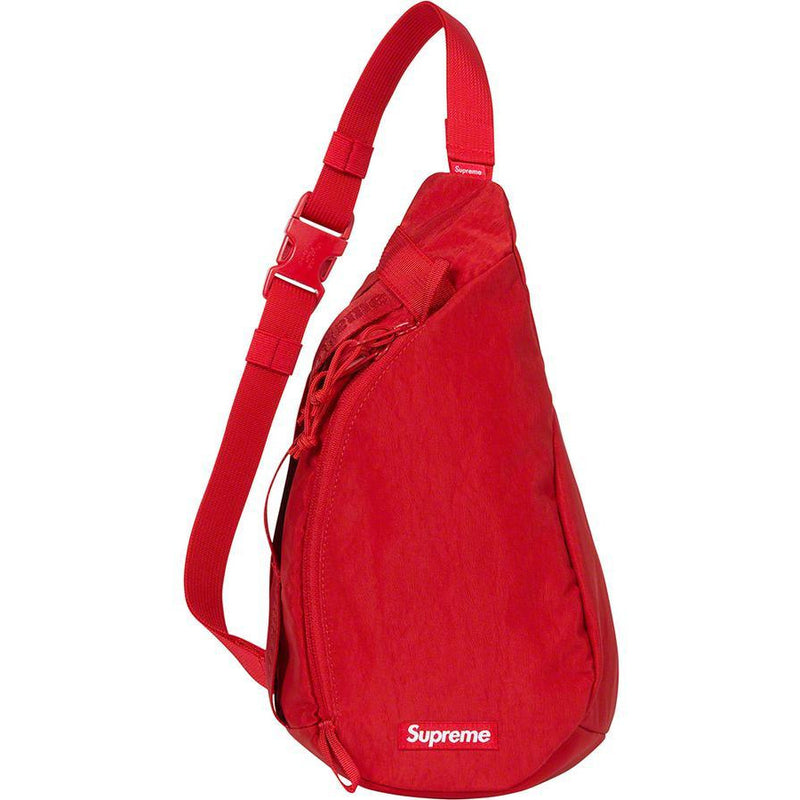 Supreme Sling Bag FW20 - Red