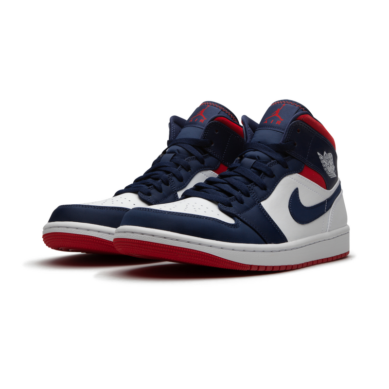 Air Jordan 1 MID - USA Womens (GS)