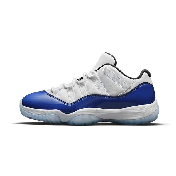 Jordan 11 Low - White Concord (Womens)