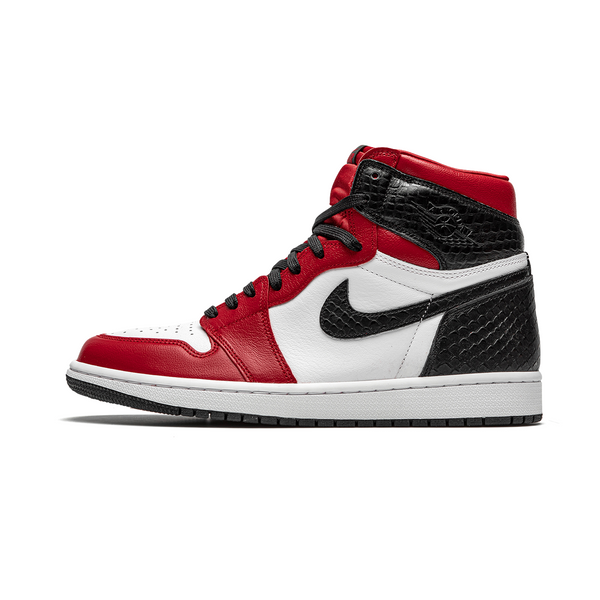 Air Jordan 1 - Retro High Satin Snake Chicago (W)