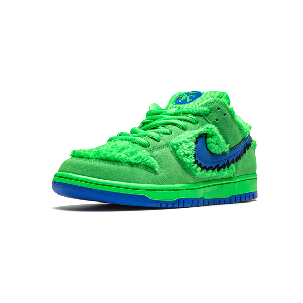 Nike SB Dunk Low Grateful Dead - Green Bear