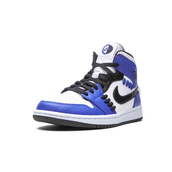 Jordan 1 Mid - Sisterhood Game Royal (Womens)