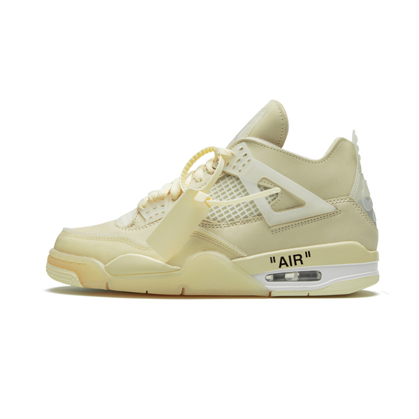Jordan 4 Retro - Off-White Sail