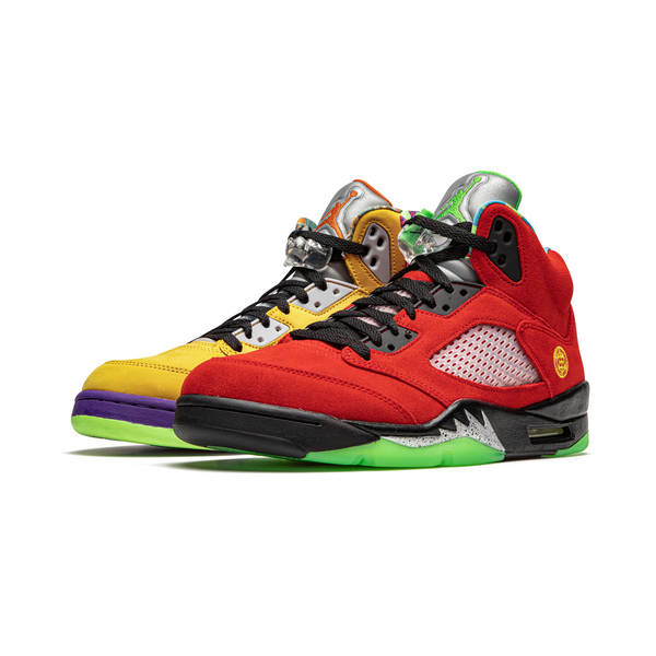 Air Jordan 5 - What The