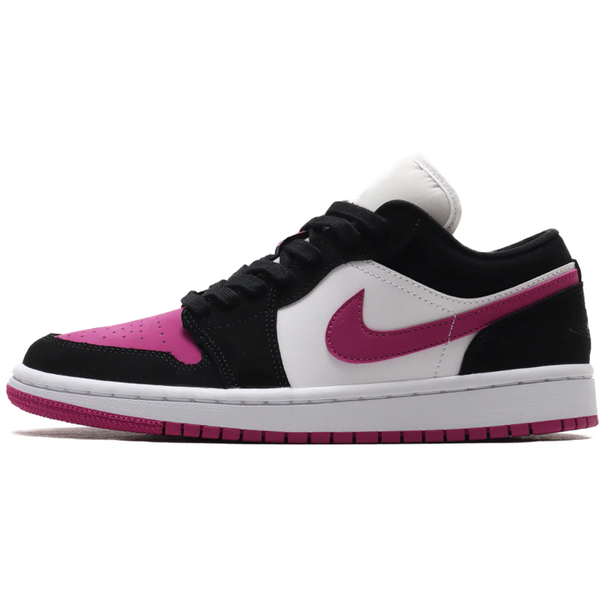 Jordan 1 Low - Black Cactus Flower (Womens)