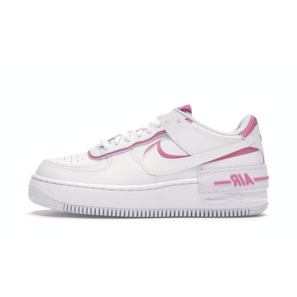 Nike Air Force 1 Shadow White Magic Flamingo (Womens)