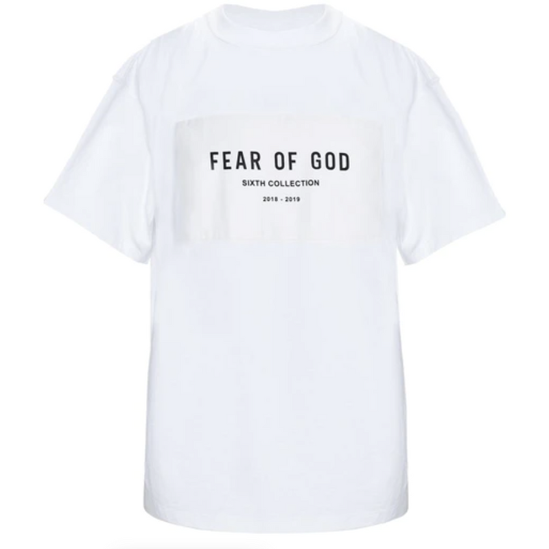 Fear of God - 6th Collection T-shirt - White
