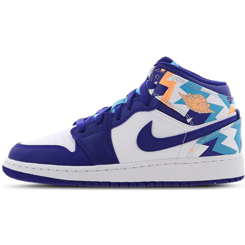 Air Jordan 1 MID -  Geometric (GS)