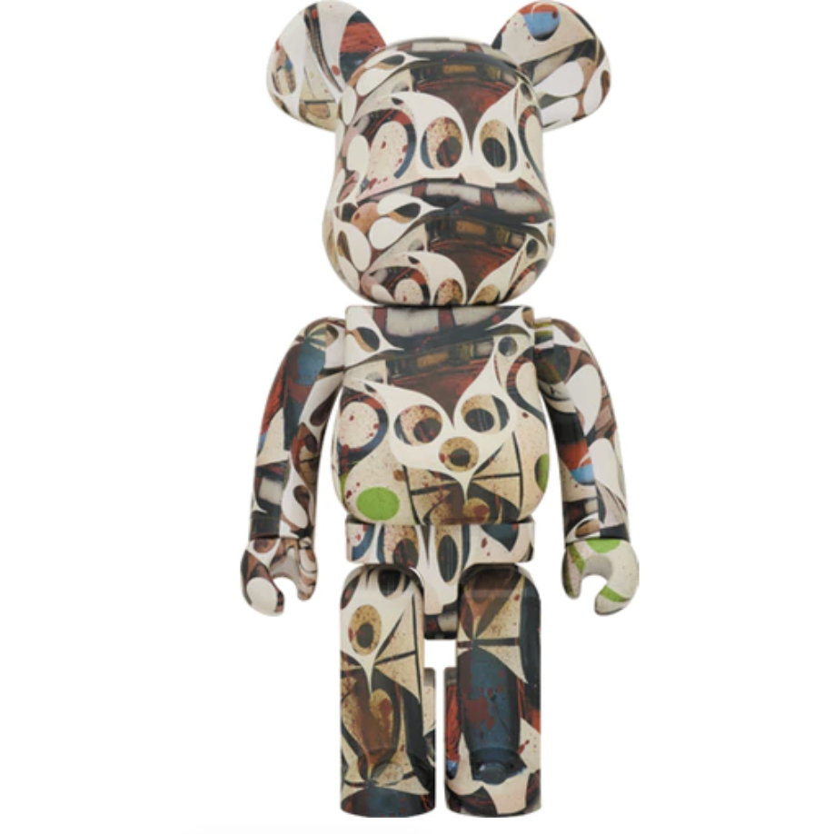 Bearbrick x Phil Frost 1000%