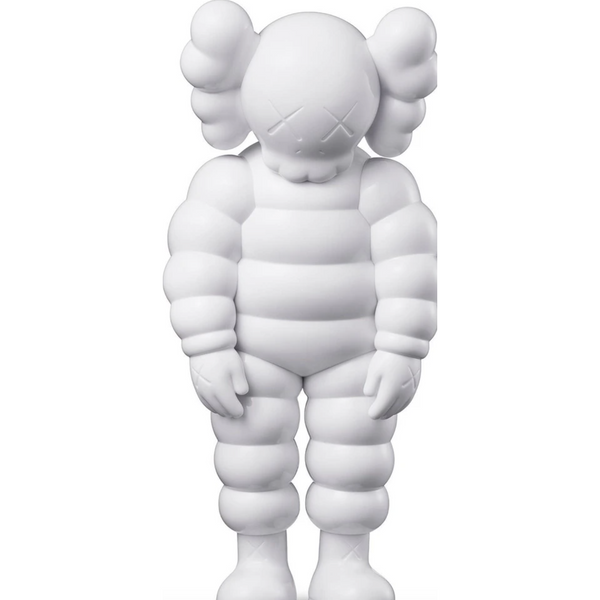 KAWS What Party Figure - White