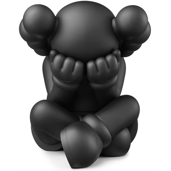 KAWS Separated Vinyl Figure - Black