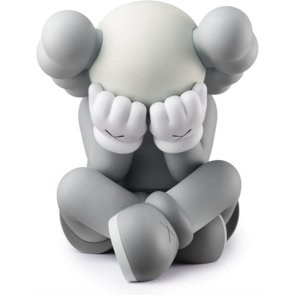 KAWS Separated Vinyl Figure - Grey