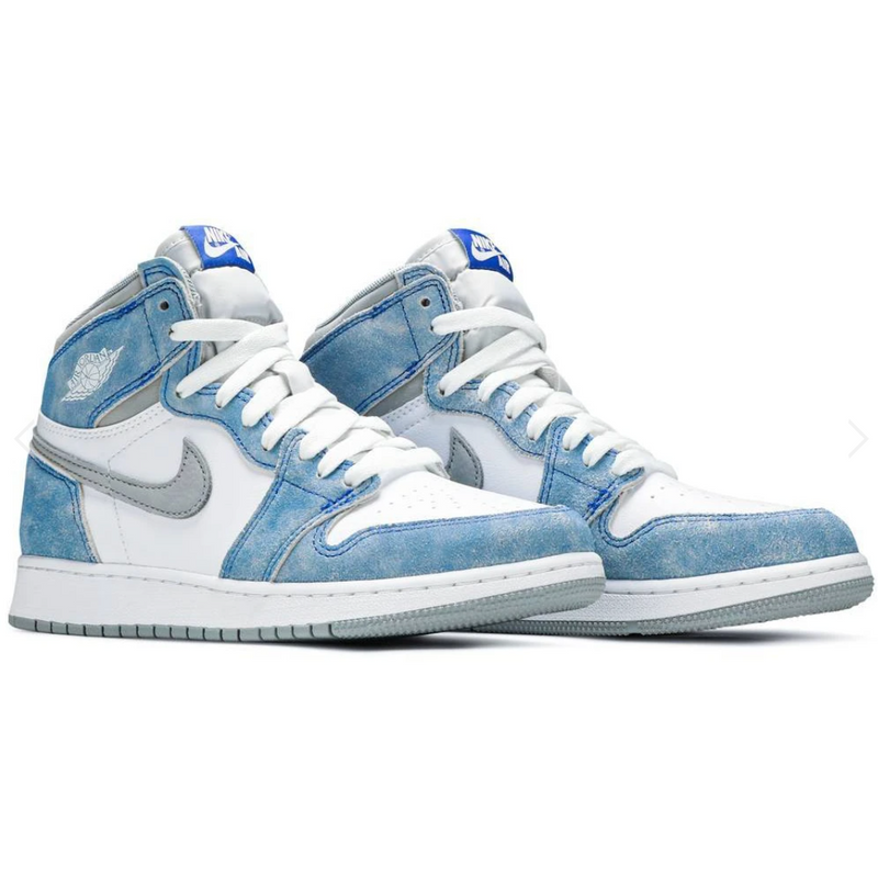 Air Jordan 1 Hyper Royal - Women's (GS)