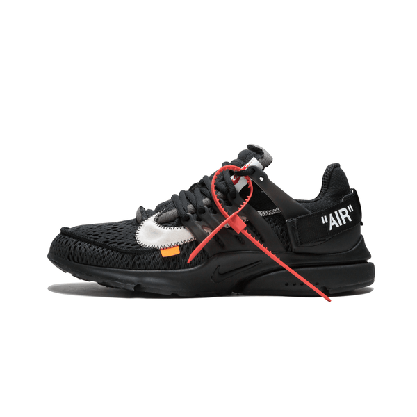 Nike X Off White Presto V2 - Black