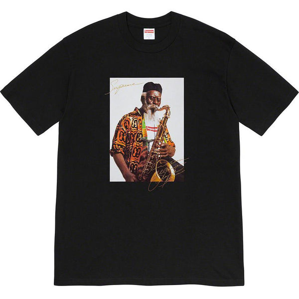 Supreme Pharoah Sanders Tee - Black