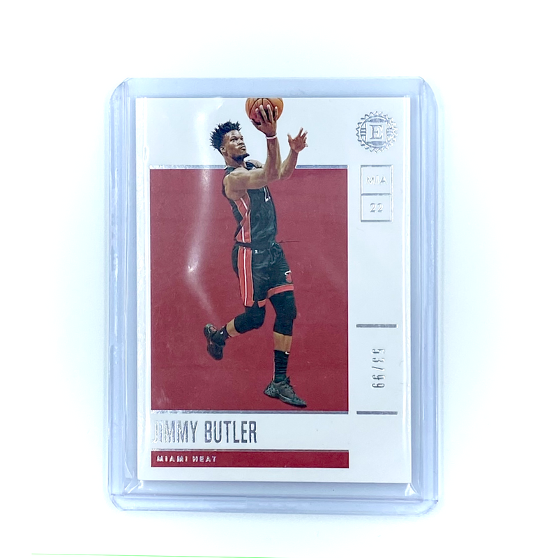 Panini Encased -  Jimmy Bulter Heat 2019-20 -  #53/99