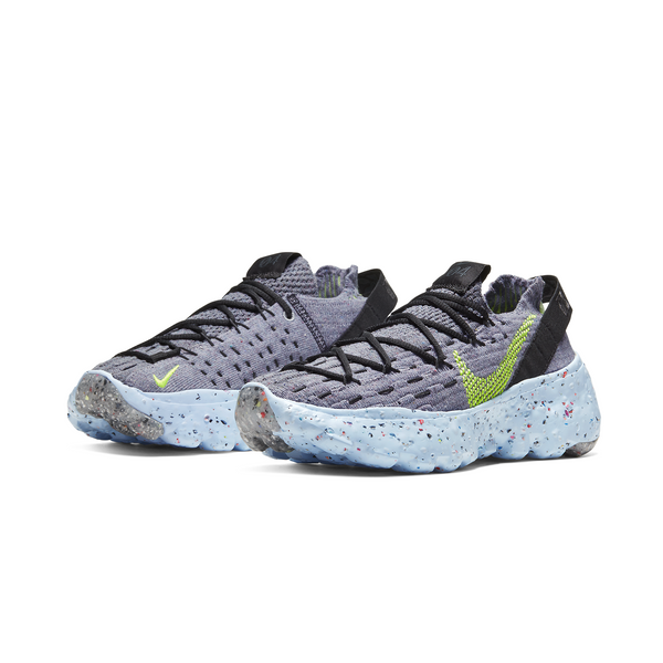 Nike Space Hippie 04 - Grey/Volt