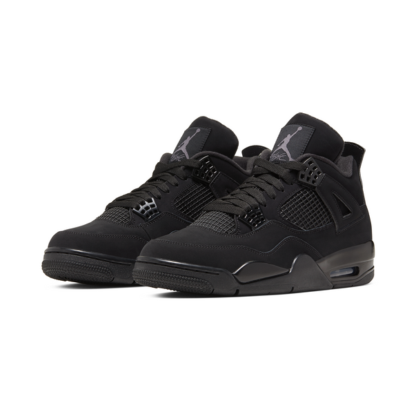 Air Jordan 4 - Black Cat Womens (GS)