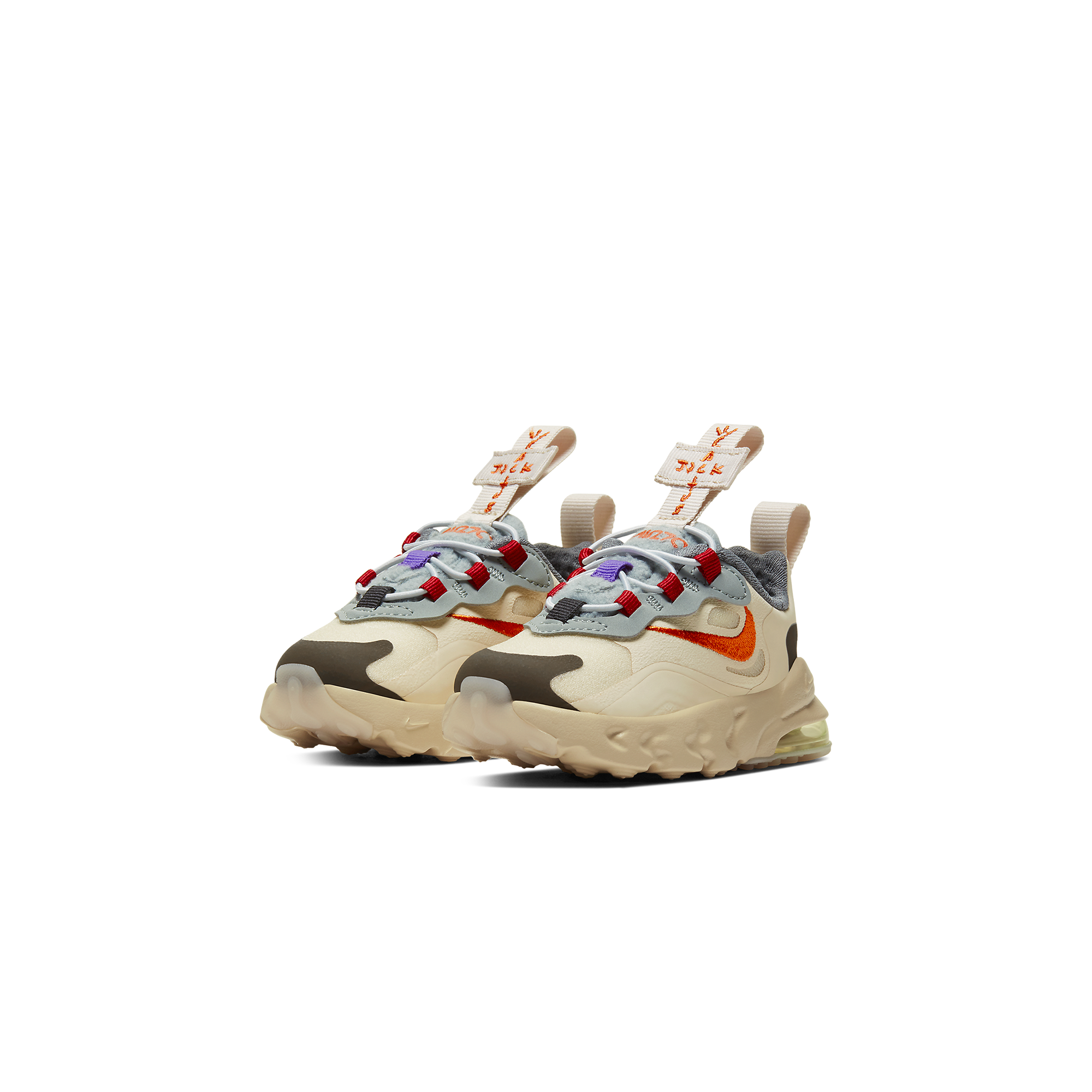 Nike Air Max 270 React Travis Scott (TD) - Cactus Trails