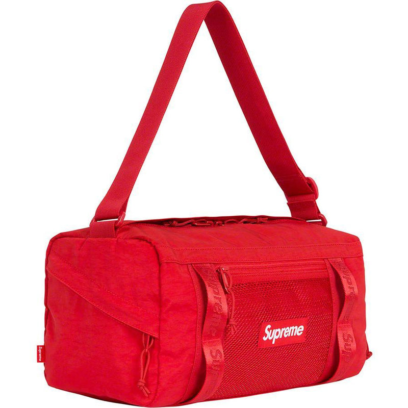 Supreme Mini Duffle Bag FW20 - Red